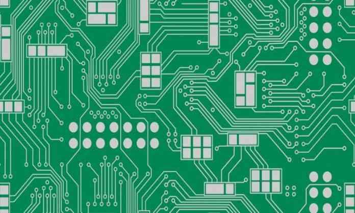 circuito impresso universal