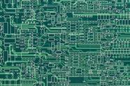 placa de circuito impresso ilhada