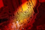placa de circuito impresso flexível