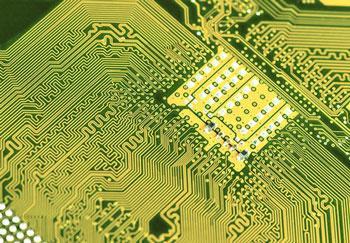 placa de circuito impresso universal
